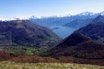 Verso il Lago di Como