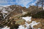 Alpe Morisciolo e Cima di Morisciolo
