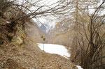 Sentiero Salei - Camperio