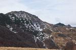 .... le tre cime di oggi Fojorina, Mosè e Oress