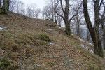 Salita al Monte Induno