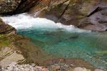 Chi dice che le acque color smeraldo ci sono solo in Verzasca ....