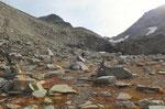 vicino al Pass da Suretta