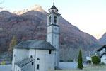 Partenza da Frasco 885 m (Val Verzasca)