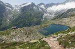 Bergseehütte e Bergsee
