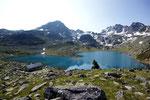 Ober - Surettasee 2272 m