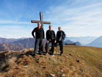 Monte Boglia 1516 m Adri, Chico e io