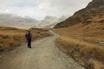 .... per ritornare a Alpi di Suretta