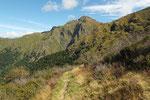Sul sentiero per i Monti Idaca