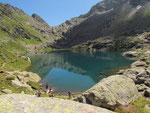 Lago Leit 2260 m