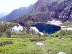 Lago di Sascòla 1740m