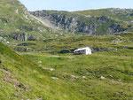 Alpe di S. Martino 2090 m - Valle di Blenio