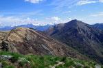 Monte Paglione e Monte Gambarogno