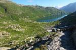 Alpe e Lago di Lucendro