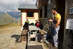 Rifugio Bertacchi 2168 m