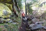 Salita all'Alpe di Pulgabi