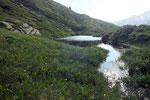 Sentiero per il Lago delle Pigne