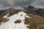 Sul Dosso d'Arla 1170 m