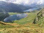Lago di Cadagno e Lago Ritom