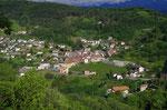 Arogno 606 m