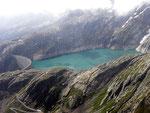 Lago dei Cavagnöö 2310 m