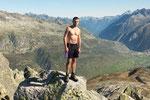 Pizzo d'Orsino 2660 m, un amico della montagna di Cantù
