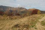 Panoramica da Oro del Fai 1345 m