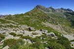 Discesa all'Alp de Carnac