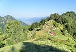 Alpe Poltrinetto 1503 m