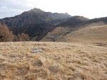 Alpe di Gesero 1745 m