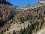 Alpe Cassengo 1624 m - Valle di Gorduno