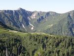 Alpe Levén e Alpe Revolte