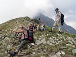 Passo di Gagern 2191 m