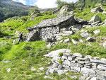 Corte del Lago 1748 m (Alpe Sascòla)