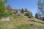 Cascine a 1360 m
