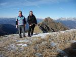 Cima delle Cicogne 2201 m, Tarci e io