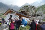 Rifugio Alp di Agnon 1905 m