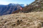 Vista dal Rifugio Alpe Costa