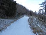 Ritorno all'Alpe della Costa