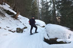 Salita all'Alpe di Cristallina
