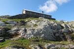Husegghütte 2441 m purtroppo chiusa e non custodita