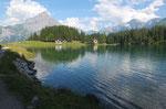 Arnisee 1370 m