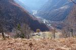 Sciürés e Val Verzasca
