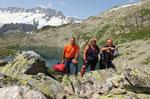 Bergsee 2341 m