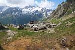 Alte Sewenhütte a ca. 2330 m
