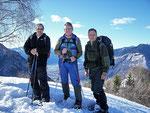 Chico, Tarci e io ai Monti di Loga