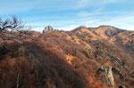 Sasso Grande e la nostra prossima cima il Monte Spelucco