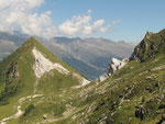 Arriviamo al Passo Vanit 2138 m