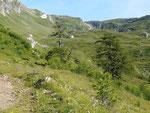 Alpe di San Martino 2090 m