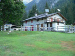 Cama Miralago - Val Cama 1265 m
